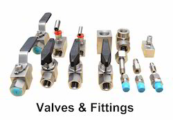 Needle Valves and Fittings