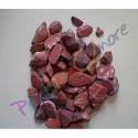 Maroon Jasper Pebble Chips