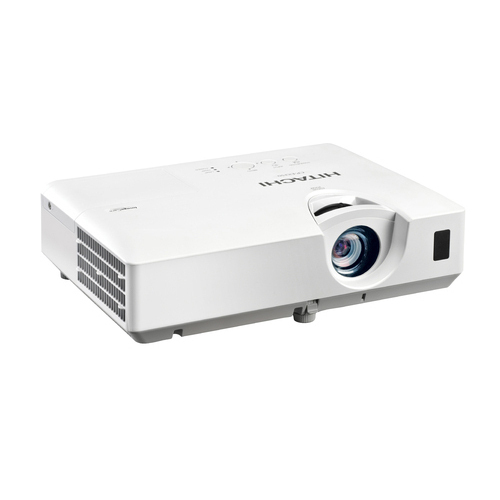 Hitachi CP-EX302 3200 lm LCD Corded Portable Projector  (White)