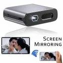 Egate X3 Miracast / Multiscreen Compact Pocket Size Mobile LED DLP Pico Projector