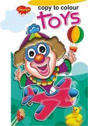 Copy To Toys Colour Book