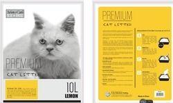 Aristo Cat Litter Lemon