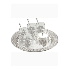 Kawa Set Silver Plated