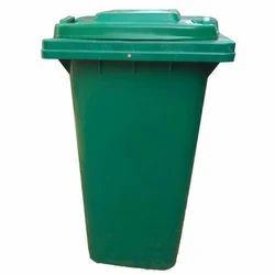 Green Dustbin 240 Ltr