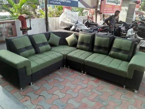 Ar Furniture L Type Corner Sofa Model, What Size Is A Corner Sofa