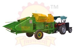 Tokri Multi Crop Cutter Thresher Machine