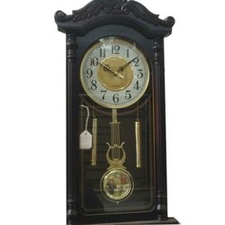 Analog Wooden(Body) Antique Office Wall Clock
