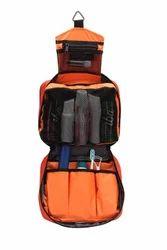 Zipper Toiletry Bag, Size/Dimension: 23 X 9 X 18 Cm