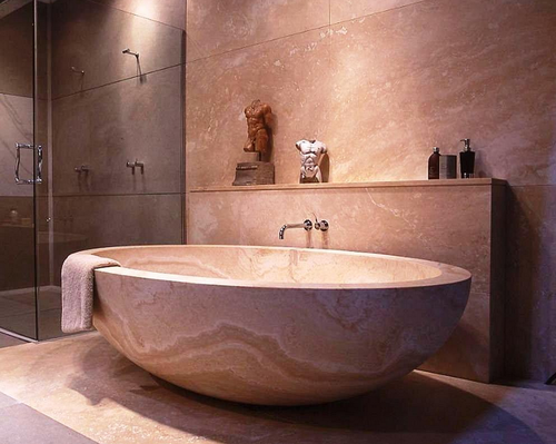 Extra Deep Soaking Tub