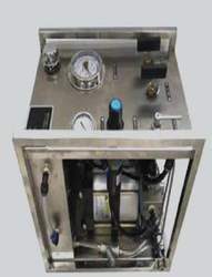 THP-L Series Low Flow Rate Liquid Pumps (Single Acting Air Drive Head )