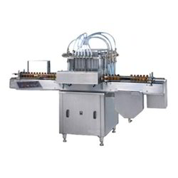 Liquid Filling Machines