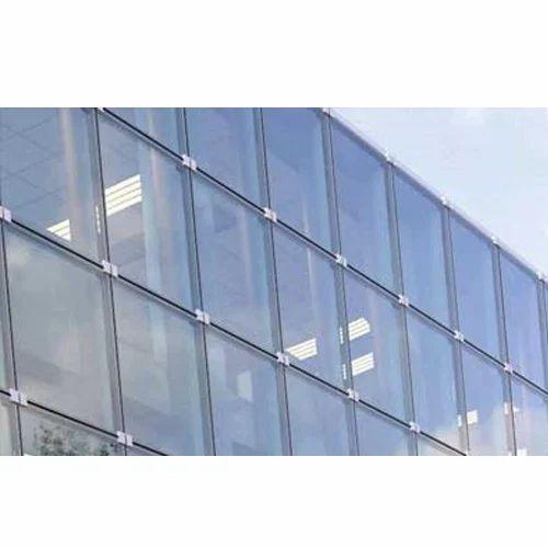 Structural Glazing at Rs 350 /square feet | स्ट्रक्चरल ...