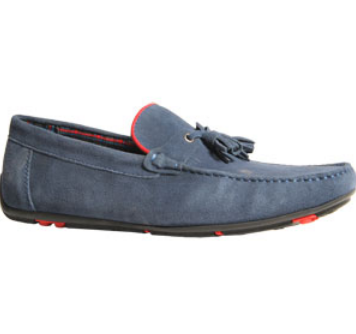 bbe660d821052 Blue Bata Loafers For Men, Size: 7, Rs 3999 /pair, Rst Cab & Travels ...