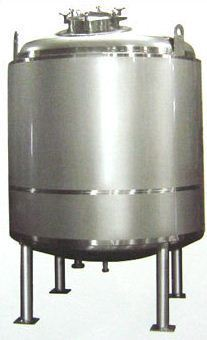 Pharmaceutical Vessel Tank At Rs 340000 Unit Storage