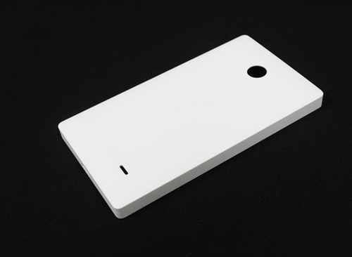new style 43d4c 455f6 Nokia X White Back Battery Panel Housing Cover Shell