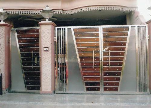 Designer Ss Gate At Rs 400 Kilogram Designer Stainless