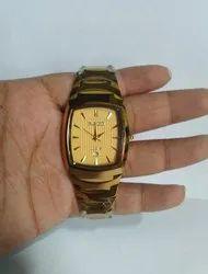 Men Square Rado Ceramic Watch, For Personal Use