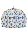 Green Cotton Floral Printed Tea Cozy