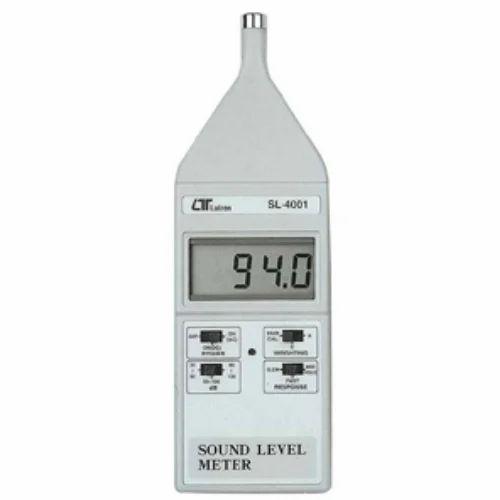 Sound Level Meter - Lutron SL-4013 Sound Level Meter