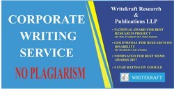 Corporate Writing Service