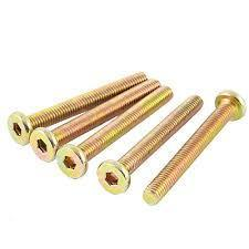 Copper Socked Head Cap Screw