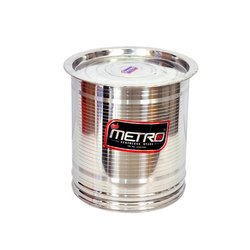20 Litre Stainless Steel Pawali