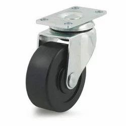 Black Caster Wheel