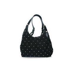 Dotted PU Ladies Bag