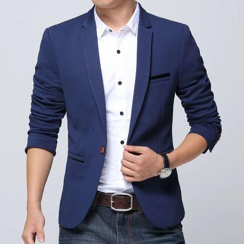 Image result for blue suit  blazer