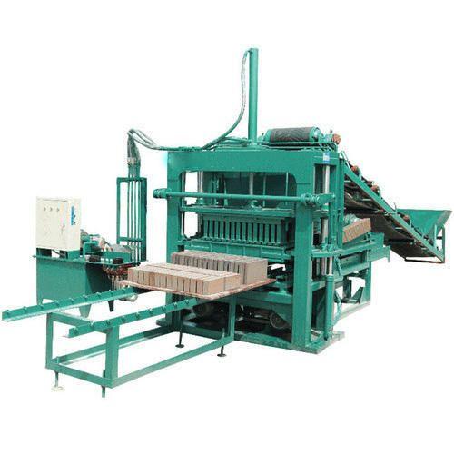 Brick Making Machine - Clay Bricks Making Machine