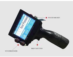 Industrial Handheld Non-Contact Ink Jet Printer Model IJP - M3S