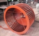 Fabricated Blower Impeller