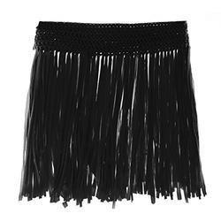 Beach Skirt with Tassels