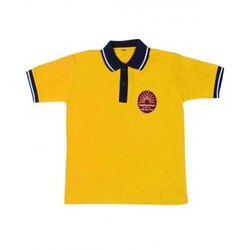 School T-shirt Cotton School Uniform