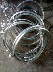 Round Duct Joint Clamps Ring