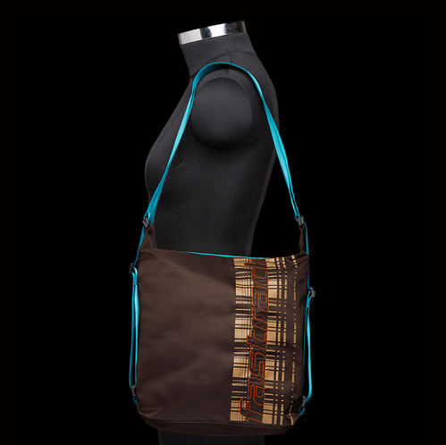 A0520nbr01 Fastrack Brown Women Bag