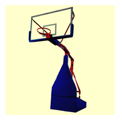 Movable Basket Ball Poles