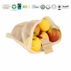Organic Cotton Fruits Bags