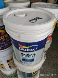 Dulux water proof roof/walls