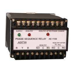AE 1100 Phase Sequence Corrector Relay