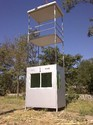 Portable Watch Tower 6''X6''