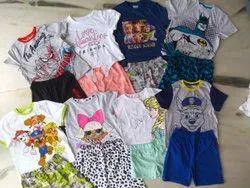 Shirts & Tops Blue Kids Bottoms, Track Pants, Sweatpants, Export Surplus
