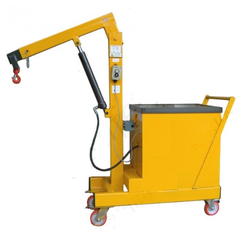 Floor Crane Counter