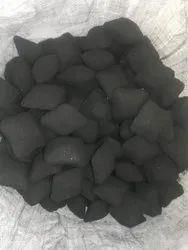 Black Charcoal Briquette, Packaging Type: 20kg