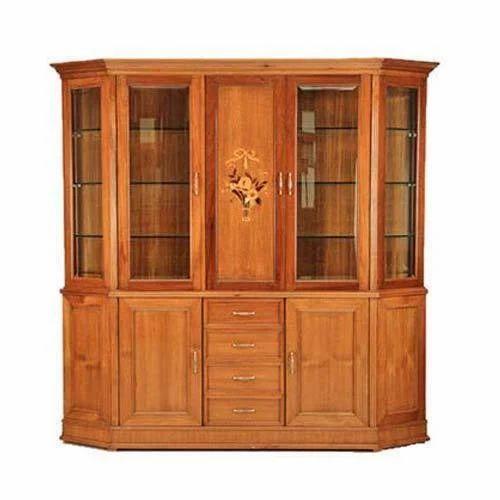 Fancy Wooden Showcase