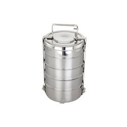 5 Box Stainless Steel Canteen Tiffin