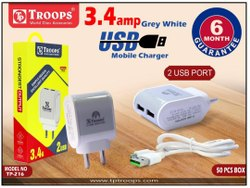 3.4 AMP 2 USB Adapter