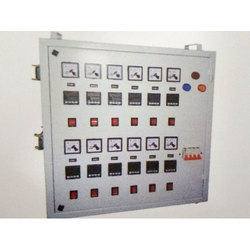 Hot Runner Temperature Control Panel