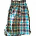 Checks Cotton Kids Shorts
