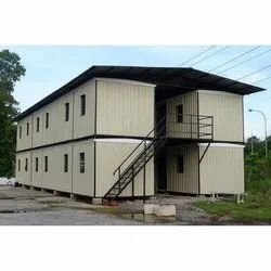 Double Story Portable Cabin